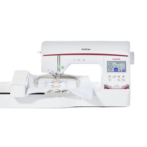Brother Innov-is NV870SE Embroidery Machine Front