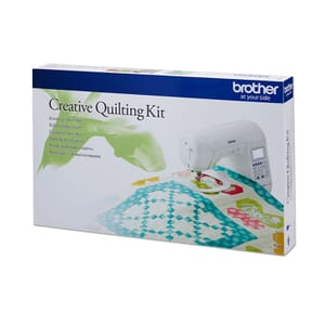 Brother Creative Quilting Kit QKF3