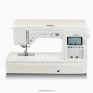 Brother Innov-is NV1100 Sewing Machine Studio Photo