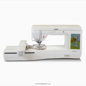 Brother Innov-is V3 Embroidery Machine Studio Photo