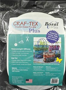 Craf Tex Double Sided Fusible Camden Bag Small Base
