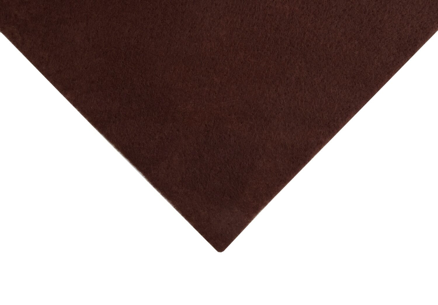 Crafting Felt 3mm Thick Brown