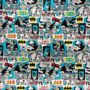 DC Original Heroines Multi Fabric