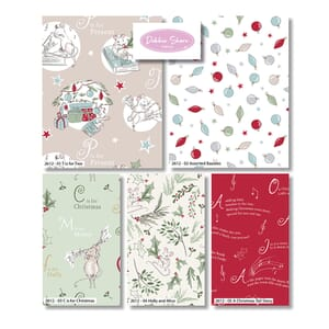 A Christmas Tail Fat Quarter Pack