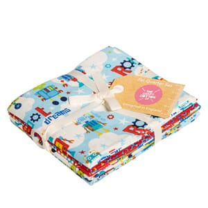Robot Dreams Fat Quarter Pack
