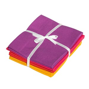 Bright Solids Style-1 Fat Quarter Pack
