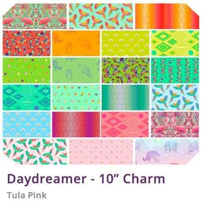 Tula Pink Daydreamer 10 Inch Squares
