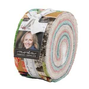 Moda Flea Market Mix Jelly Roll Main Image