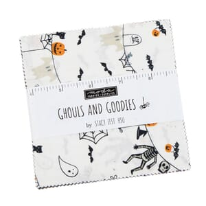 Moda Ghouls and Goodies Charm Pack Main Image