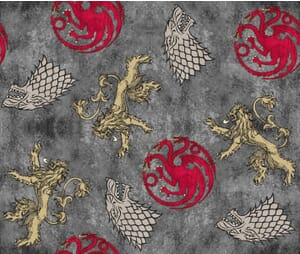Game of Thrones Power Play Fabric