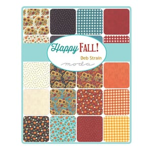 Moda Happy Fall Jelly Roll Small Image