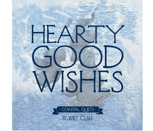 Small Image of Hearty Good Wishes Book By Janet Clare