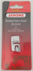 Janome Hemmer Foot (6mm) Category D For 9mm Max Stitch Width Machines