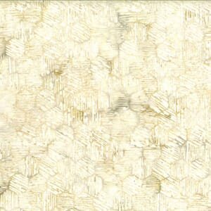 Large Image of Hoffman Batik Fabric 3363-103 Cream
