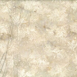 Large Image of Hoffman Batik Fabric 3363-104 Cream