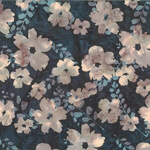 Large Image of Hoffman Batik Fabric 3363-308 Blue