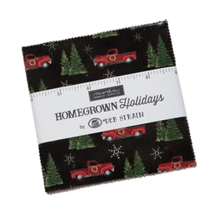 Moda Homegrown Holidays Charm Pack Main Image