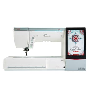 Janome Horizon Quilt Maker Memory Craft 15000 Sewing & Embroidery Machine