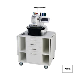Small Image of Horn Stella Machine Stand & Sewing Cabinet