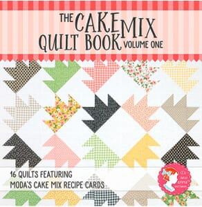 Small Image of The Cake Mix Quilt Book Volume One