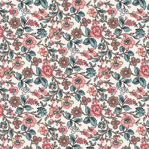 Jane Austen at Home Anne Quilting Fabric