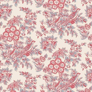 Jane Austen at Home Charlotte Quilting Fabric