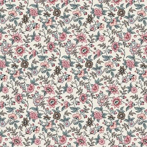 Jane Austen at Home Elinor Quilting Fabric