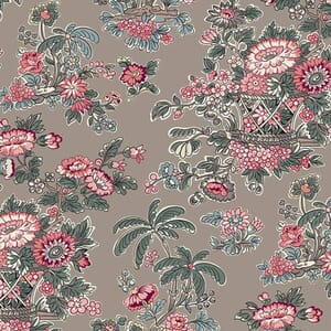 Jane Austen at Home Fanny Quilting Fabric