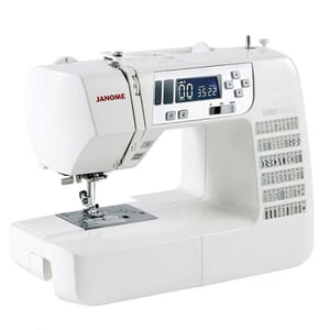 Janome 360DC Sewing Machine Angled