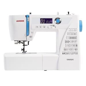 Janome 5060 QDC Sewing Machine New