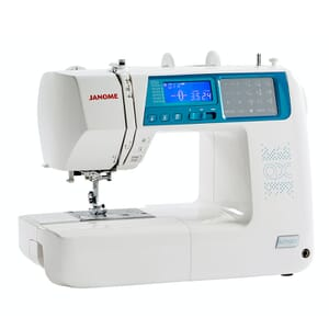 Janome 5270QDC Sewing Machine Angled