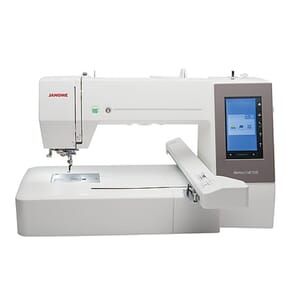 Janome Memory Craft 550E Embroidery Only Machine
