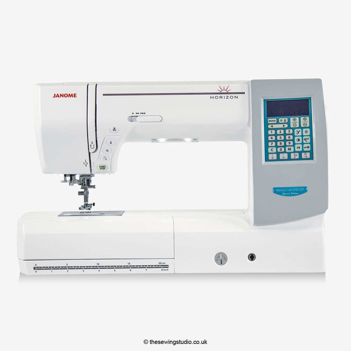 Janome 8200QCP-SE Sewing Machine