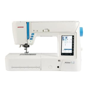 Janome Atelier 9 (EX DISPLAY) Sewing and Embroidery Machine
