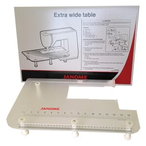 Janome Extension Table - Atelier & MC9900 Models