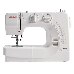 Janome J3-18 Sewing Machine 1