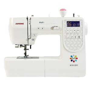 Janome M50QDC Sewing Machine