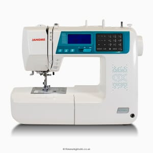 Janome 5270QDC Sewing Machine Studio Photo