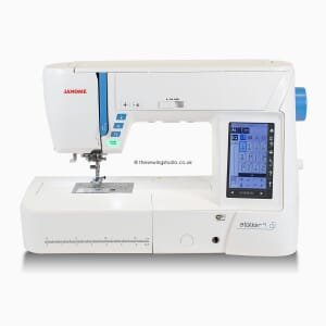 Janome Atelier 9 Sewing and Embroidery Machine Studio Photo