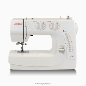 Janome J3-20 Sewing Machine Studio Photo