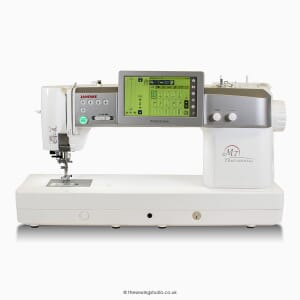Janome M7 Continental Sewing Machine Studio Photo