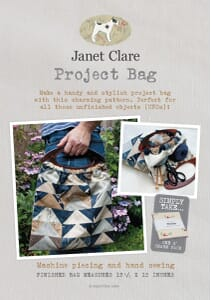 Janet Clare Pattern Project Bag
