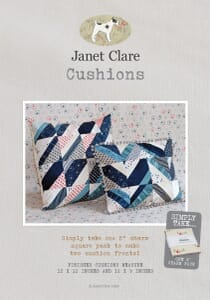 Janet Clare Pattern Cushions