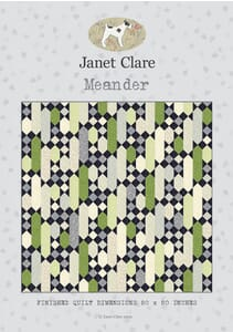 Planted Seeds Majestic Quilt Pattern