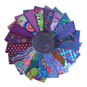 Kaffe Fassett Collective Classics Peacock Design Roll