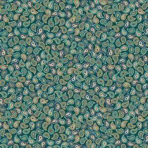 Lewis and Irene Soraya Small Paisley Green