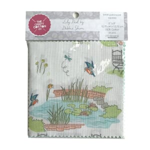 Lily Pad Garden Small Patchwork Squares