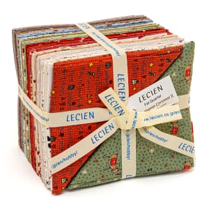 Lynette Anderson Scandinavian Christmas II Fat Quarter Pack