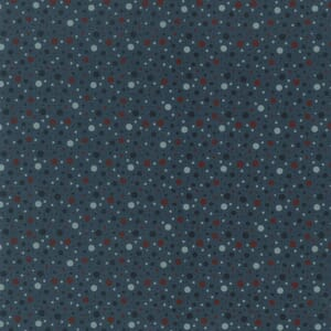 Lynette Anderson Ship to Shore Dots Dark Blue