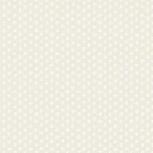 Makower Clouds White Fabric Scribble Cotton